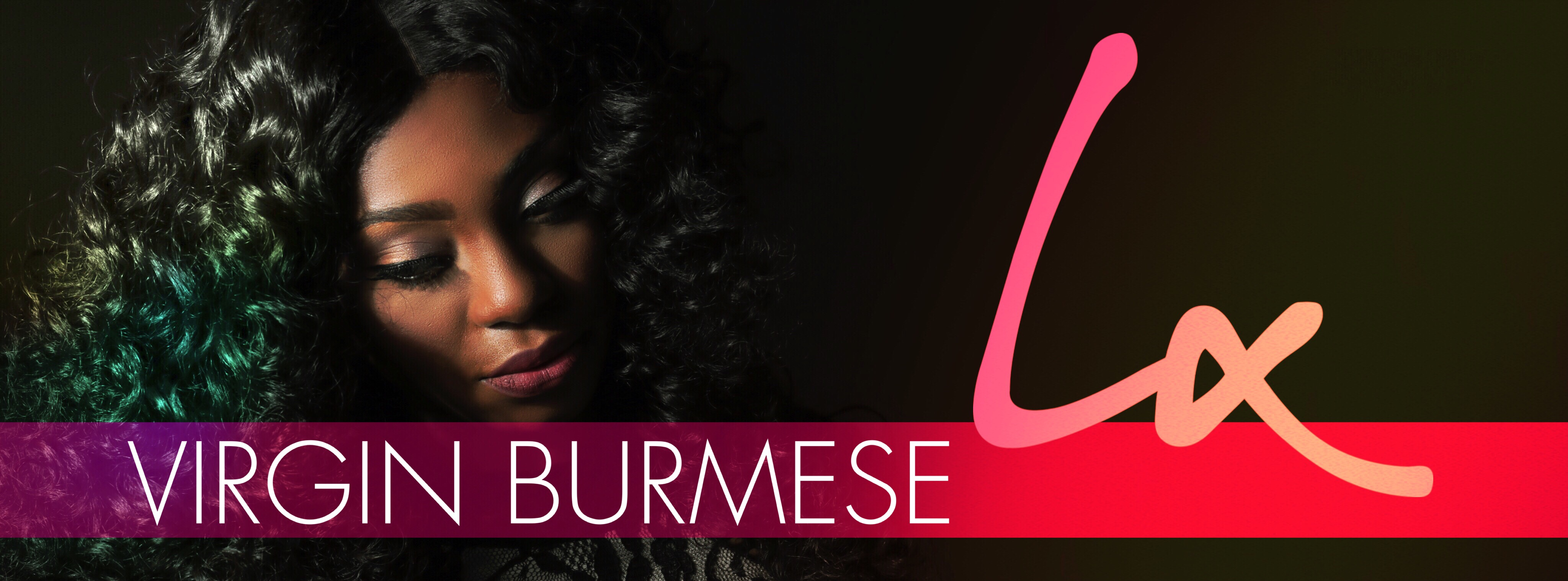 Virgin Burmese Hair