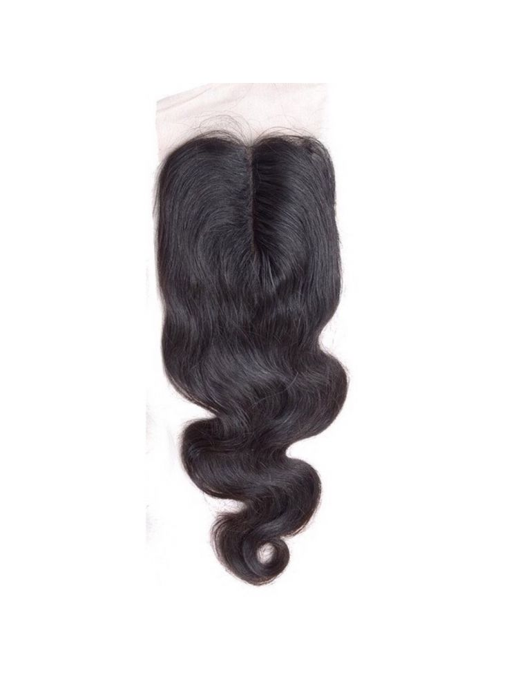 Virgin Brazilian Remy Natural Wave Lace Closure