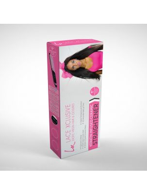 Keratin-Infused Ceramic Straightener