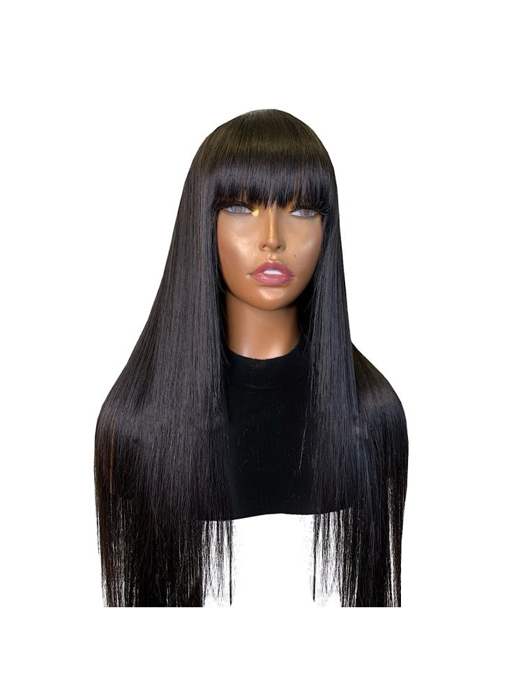 Tokyo Virgin Brazilian Straight Lace Front Wig