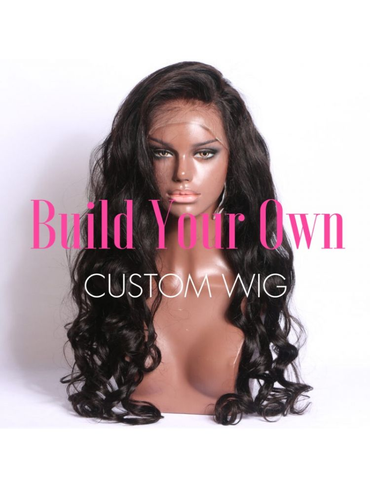 Build Your Own Custom Wig Unit