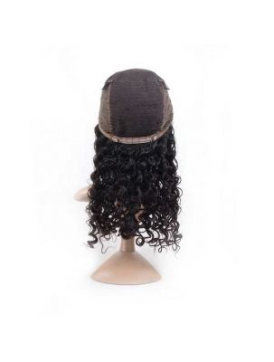 Virgin Malaysian Remy Curly Full Lace Wig